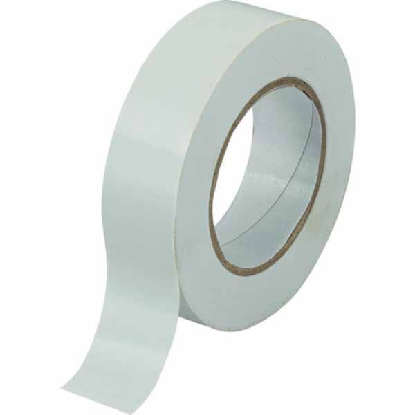 AT66 White Console Tape 18mm x 33M