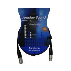 1 Metre Professional Microphone Lead