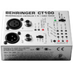 Behringer CT1 Cable Tester