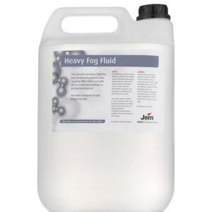 JEM B2 Heavy Fog Juice To Suit Glaciator 5 Litre