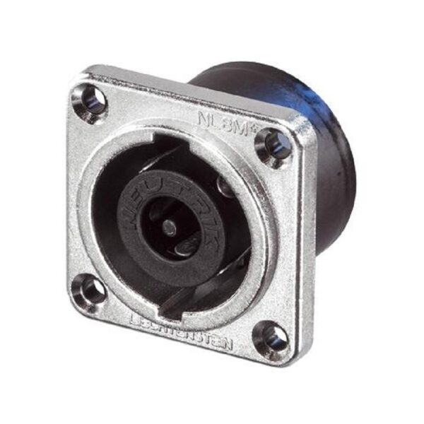 NL8MPR 8 Pole Chassis Connector