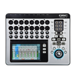 QSC TouchMix 16 Digital Mixing Console