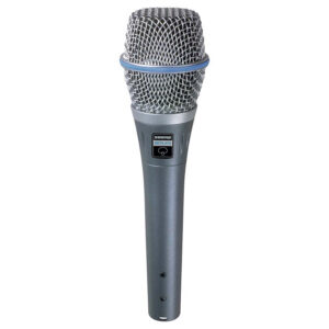 Shure 87A Vocal Microphone