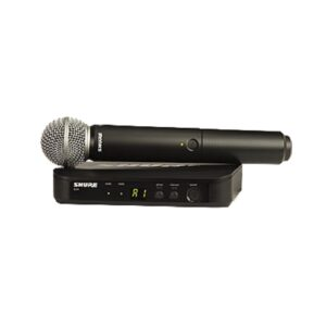 Shure BLX24/SM58 Wireless Vocal Microphone System