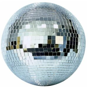 "Mirror Ball 12"" (30cm)"
