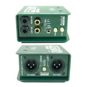 Radial PROAV2 Multi-Media DI Box