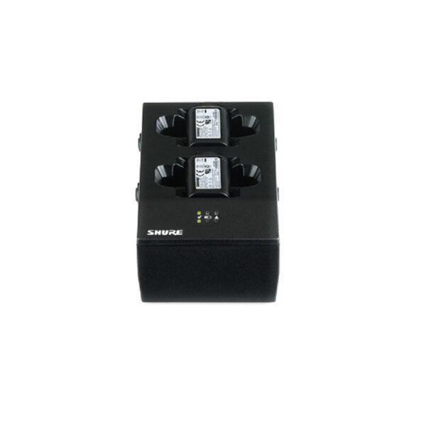 Shure SHR-SBC200+PSU Dual Slot Charger